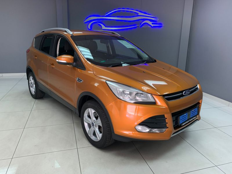 2015 Ford Kuga 1.5 Ecoboost Ambiente Gauteng Vereeniging_0