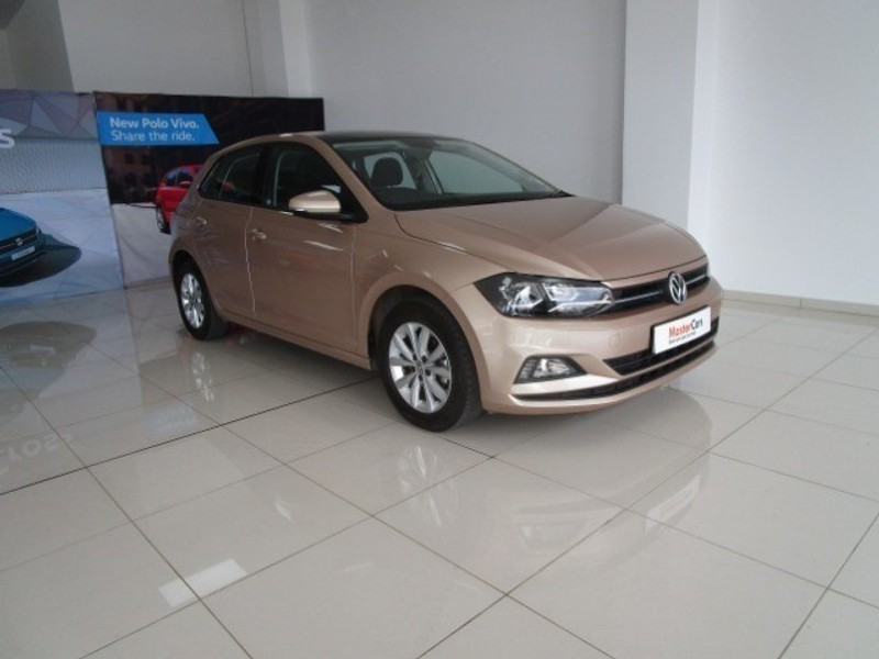2018 Volkswagen Polo 1.0 TSI Comfortline Northern Cape Kuruman_0
