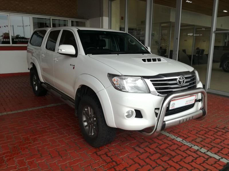 2013 Toyota Hilux 3.0 D-4d Raider 4x4 At DC Dakar Gauteng Centurion_0