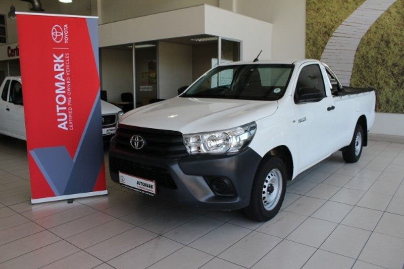 2019 Toyota Hilux 2.4 GD AC SC CC Limpopo Phalaborwa_0