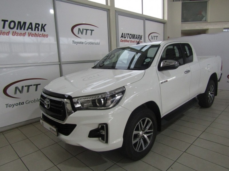 2019 Toyota Hilux 2.8 GD-6 RB Raider PU ECAB Limpopo Groblersdal_0
