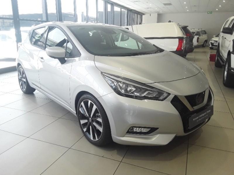 2020 Nissan Micra 1.0T Tekna 84kW Free State Bloemfontein_0