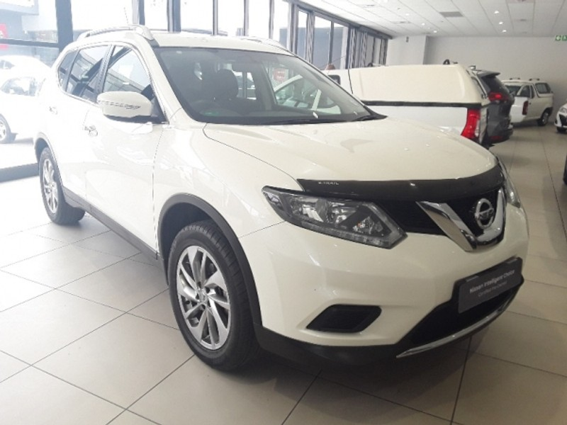 2016 Nissan X-Trail 2.0 XE T32 Free State Bloemfontein_0
