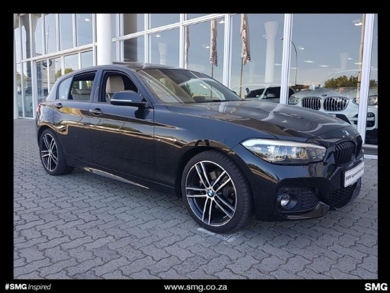 2019 BMW 1 Series 120i Edition M Sport Shadow 5-Door Auto F20 Western Cape Tygervalley_0