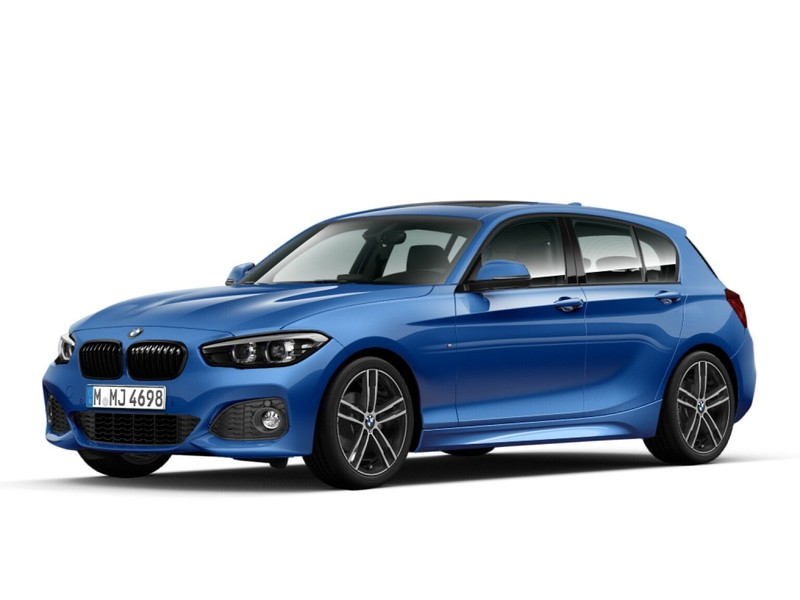 2019 BMW 1 Series 120i Edition M Sport Shadow 5-Door Auto F20 Western Cape Tygervalley_0