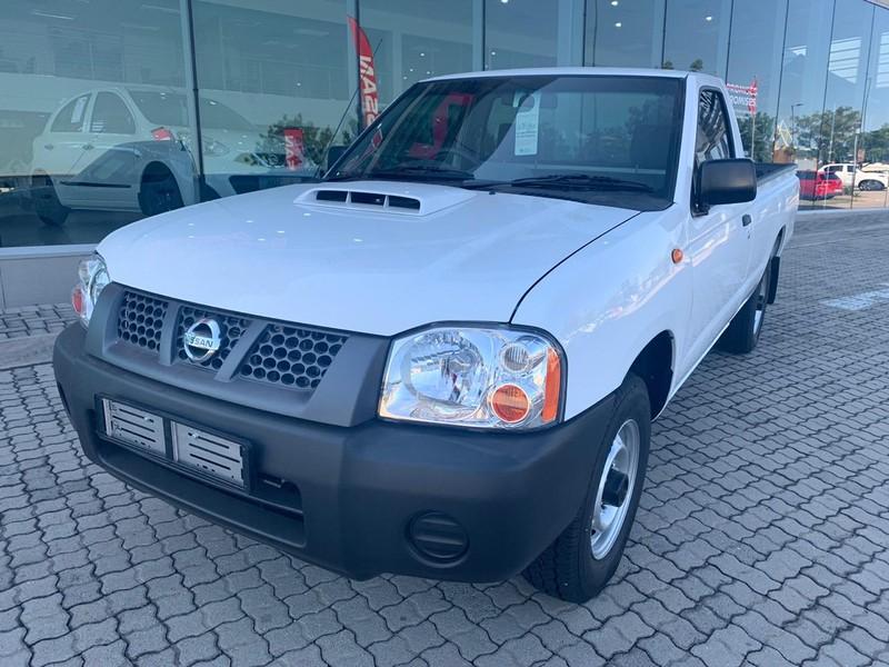 2019 Nissan NP300 Hardbody 2.5 TDi LWB Single Cab Bakkie Mpumalanga Nelspruit_0