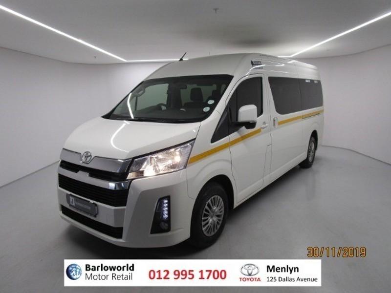 2019 Toyota Quantum 2.8 GL 11 Seat Gauteng Pretoria_0
