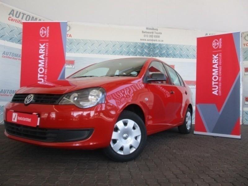 2012 Volkswagen Polo Vivo 1.4 Trendline Tip Mpumalanga Middelburg_0
