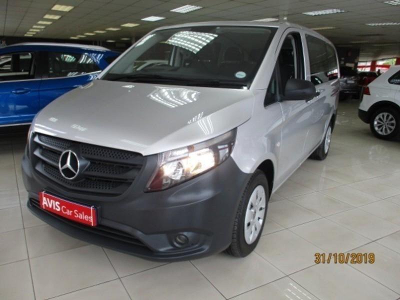2018 Mercedes-Benz Vito 116 2.2 CDI Tourer Pro Auto Kwazulu Natal Durban_0