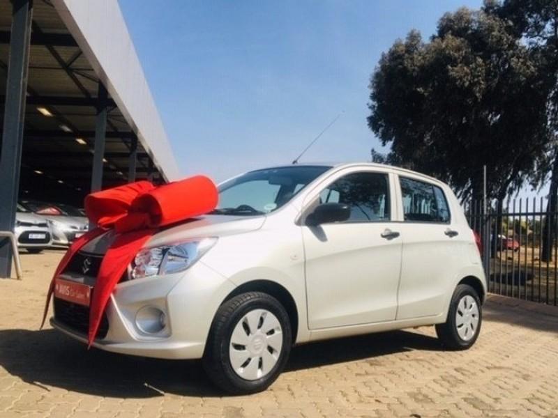 2018 Suzuki Celerio 1.0 GA Gauteng Centurion_0