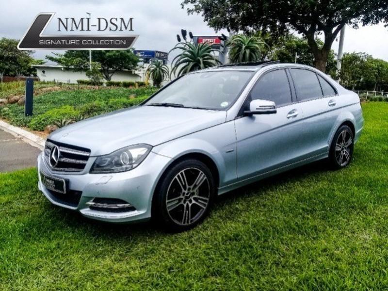 2014 Mercedes-Benz C-Class C200 Be Classic At  Kwazulu Natal Umhlanga Rocks_0