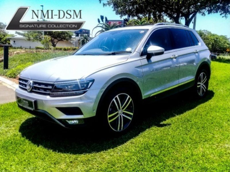 2018 Volkswagen Tiguan 2.0 TDI Highline 4Mot DSG Kwazulu Natal Umhlanga Rocks_0