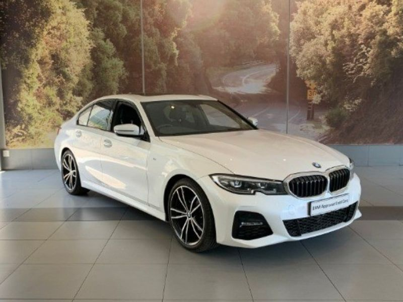 2019 BMW 3 Series 320D M Sport Launch Edition Auto G20 Gauteng Pretoria_0