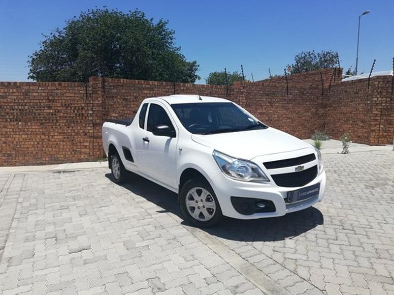 2017 Chevrolet Corsa Utility 1.4 Club Pu Sc  North West Province Rustenburg_0