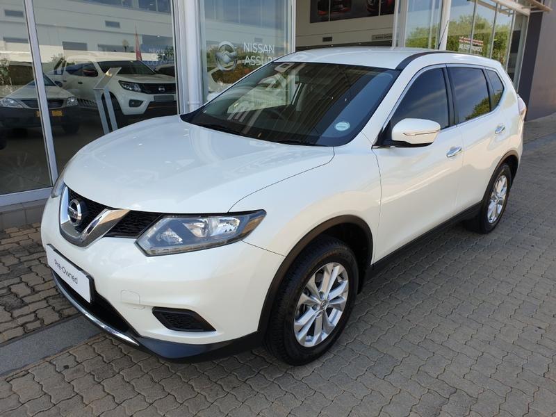 2015 Nissan X-Trail 2.0 4x2 Xe r79r85  Gauteng Roodepoort_0