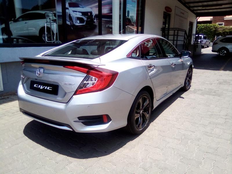 2020 Honda Civic 1.5T Sport CVT Gauteng Edenvale_0