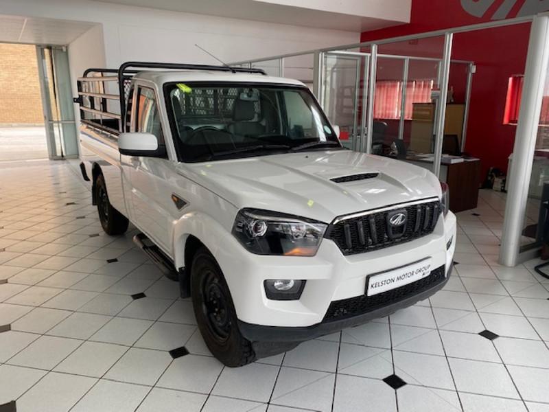 2018 Mahindra PIK UP 2.2 mHAWK S6 4X4 PU SC Eastern Cape Port Elizabeth_0