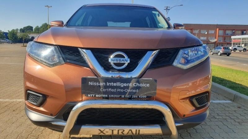 2016 Nissan X-Trail 1.6dCi XE T32 North West Province Klerksdorp_0