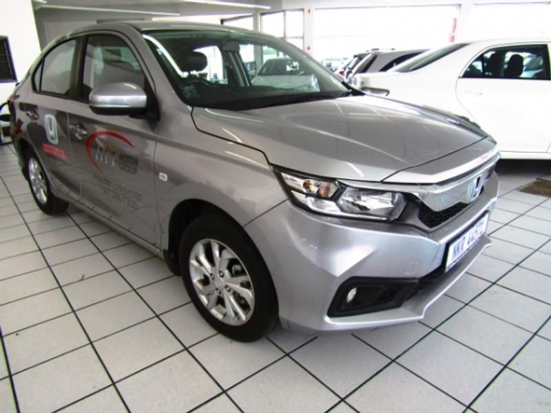 2019 Honda Amaze 1.2 Comfort Kwazulu Natal Ladysmith_0