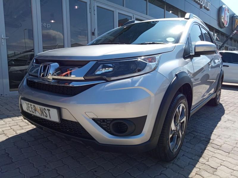 2019 Honda BR-V 1.5 Comfort Demo Mpumalanga Nelspruit_0