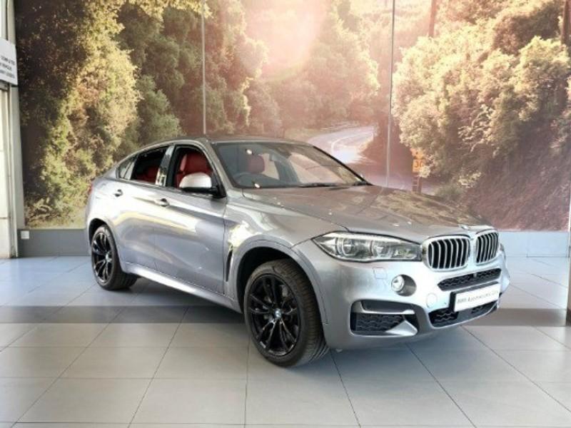 2018 BMW X6 X6 M50d Gauteng Pretoria_0