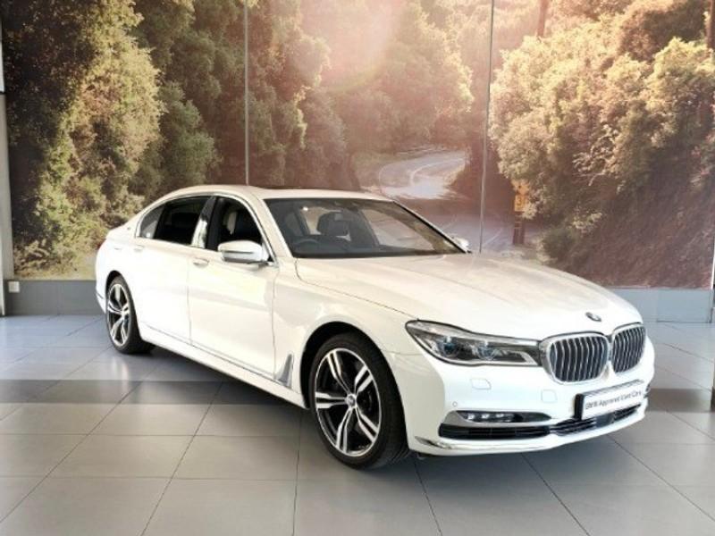 2018 BMW 7 Series M760 Li xDrive V12 Gauteng Pretoria_0