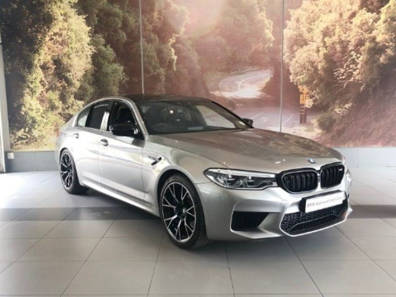2019 BMW M5 M-DCT Competition F87 Gauteng Pretoria_0