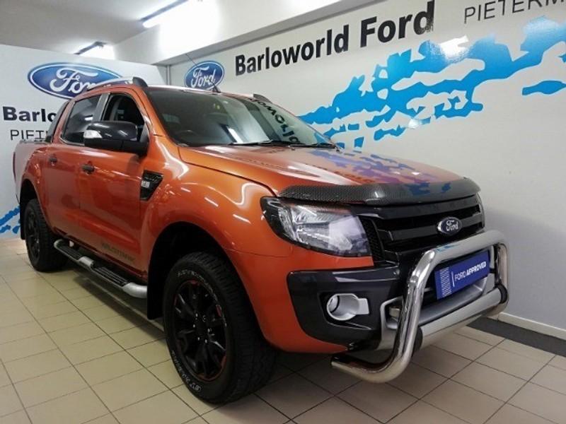 2014 Ford Ranger 3.2TDCi Wildtrak Auto Double cab bakkie Kwazulu Natal Pietermaritzburg_0