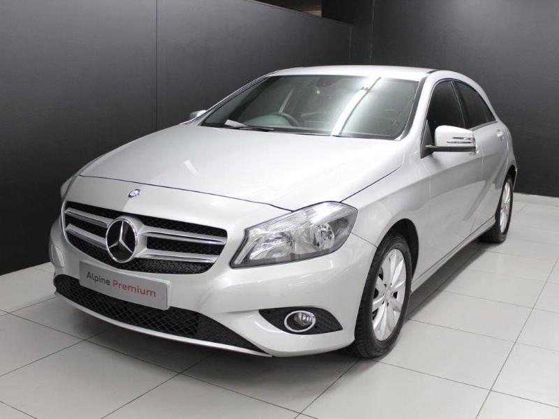 2015 Mercedes-Benz A-Class A 200 Be At  Kwazulu Natal Pinetown_0