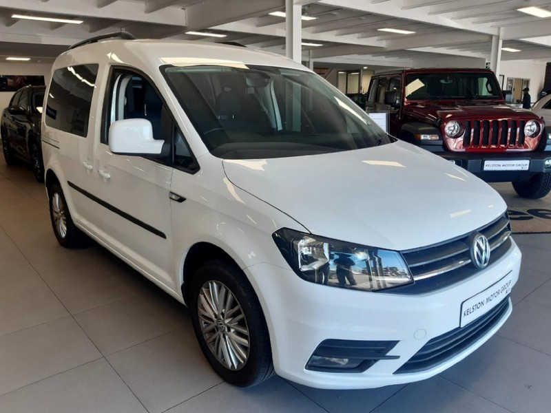 2016 Volkswagen Caddy 2.0TDi Trendline Eastern Cape Port Elizabeth_0