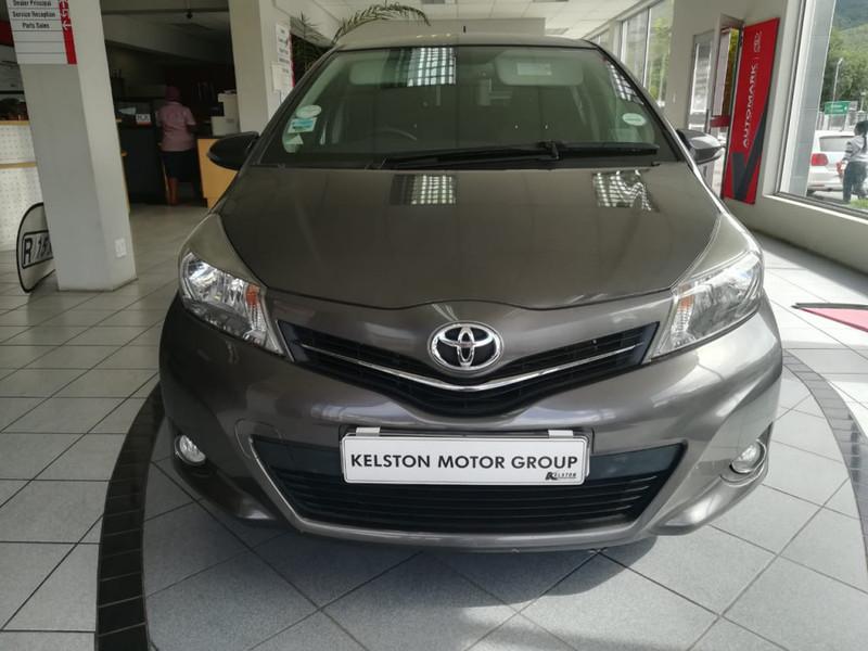 2013 Toyota Yaris 1.3 Xr 5dr  Eastern Cape Port Elizabeth_0