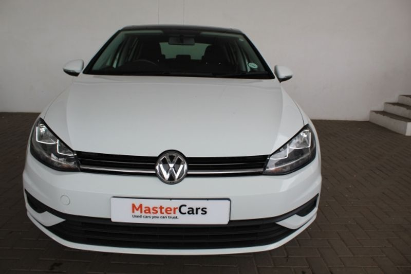 2017 Volkswagen Golf VII 1.0 TSI Trendline Northern Cape Kimberley_0