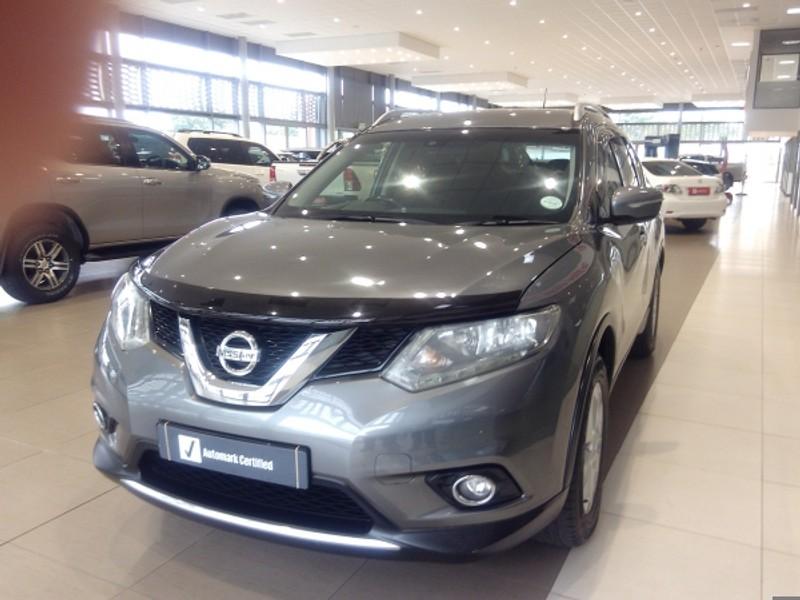 2015 Nissan X-Trail 2.5 SE 4X4 CVT T32 Limpopo Mokopane_0
