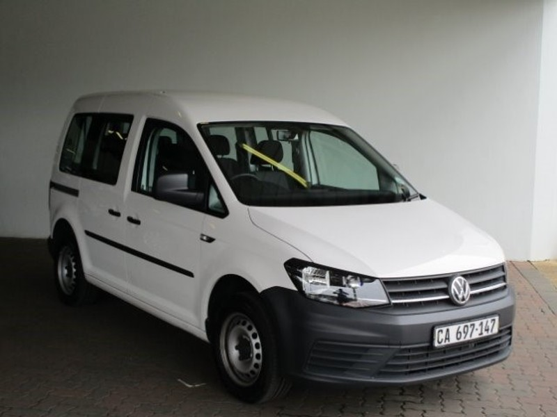 2019 Volkswagen Caddy Crewbus 1.6i Kwazulu Natal Pietermaritzburg_0