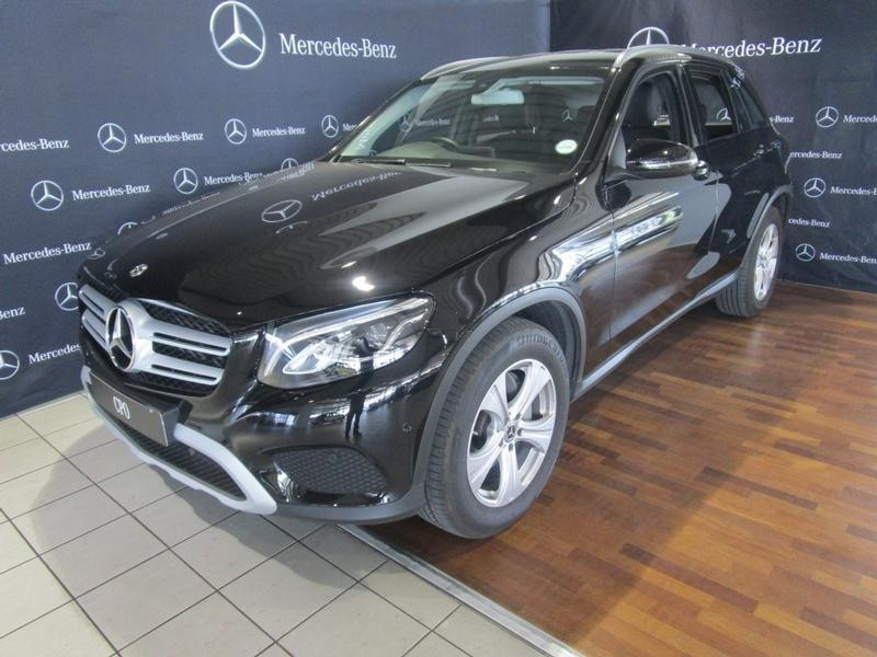 2019 Mercedes-Benz GLC 250d Western Cape Cape Town_0
