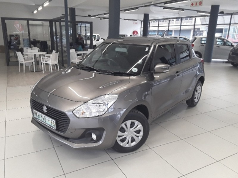 2019 Suzuki Swift 1.2 GL Free State Bloemfontein_0