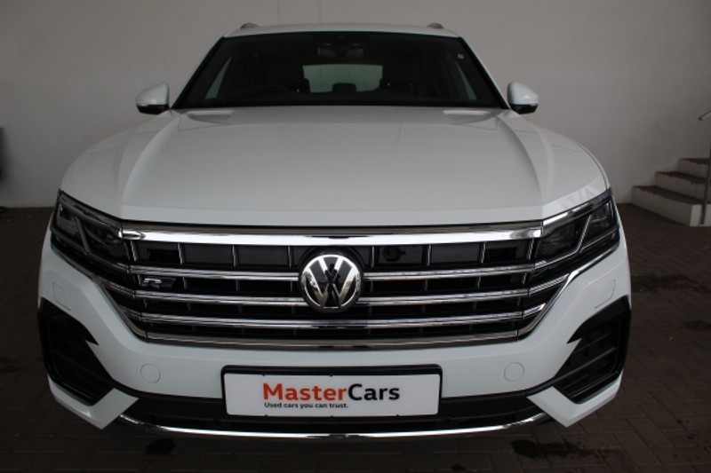 2020 Volkswagen Touareg 3.0 TDI V6 Executive Northern Cape Kimberley_0