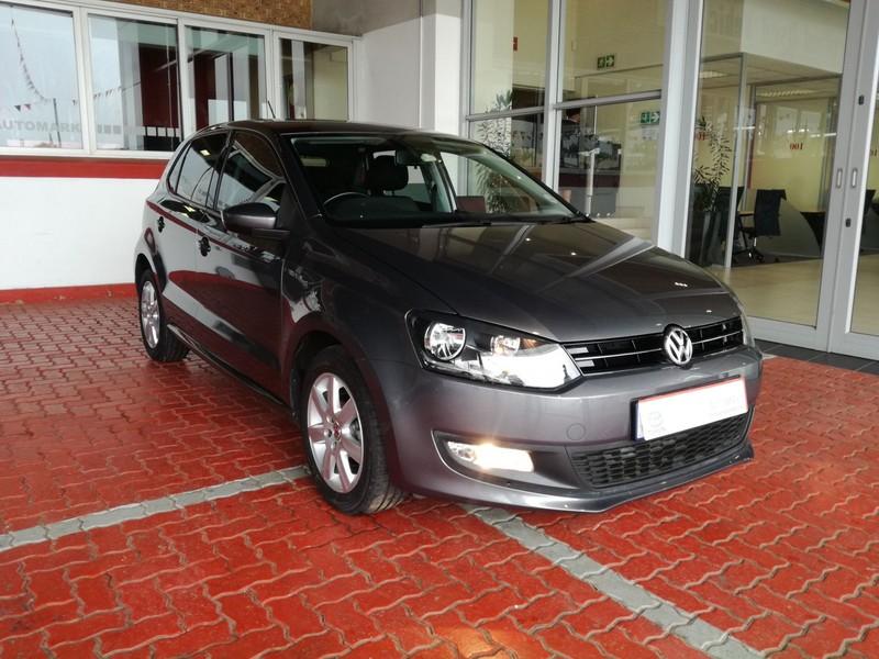 2014 Volkswagen Polo 1.4 Comfortline 5dr  Gauteng Centurion_0
