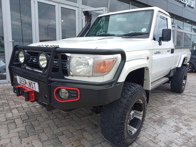 2015 Toyota Land Cruiser 79 4.0p Pu Sc  Mpumalanga Nelspruit_0
