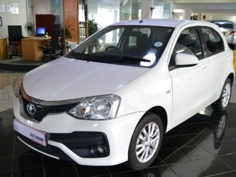 2018 Toyota Etios 1.5 Xs 5dr  Western Cape Tygervalley_0
