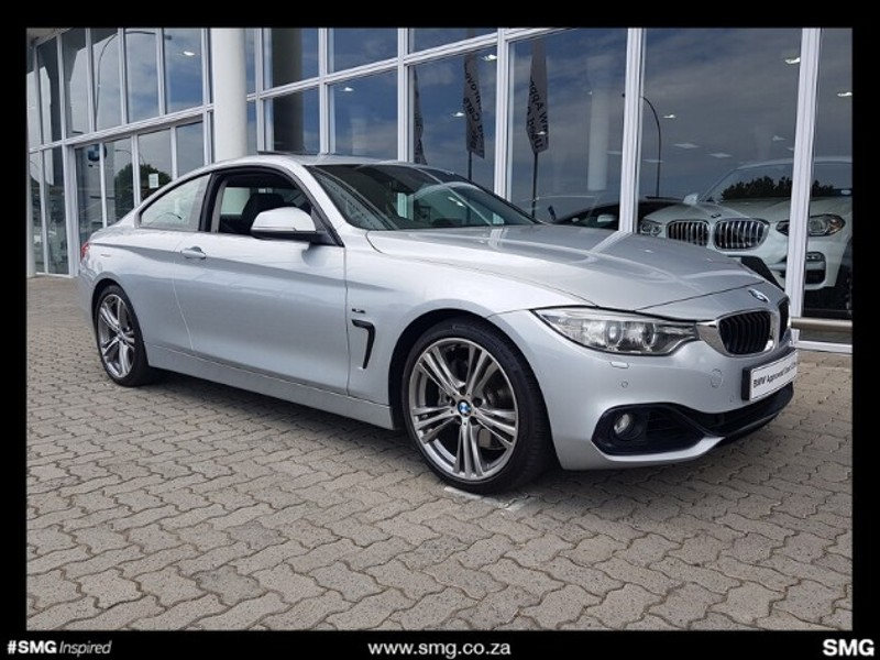 2014 BMW 4 Series 435i Coupe Sport Line Auto Western Cape Tygervalley_0