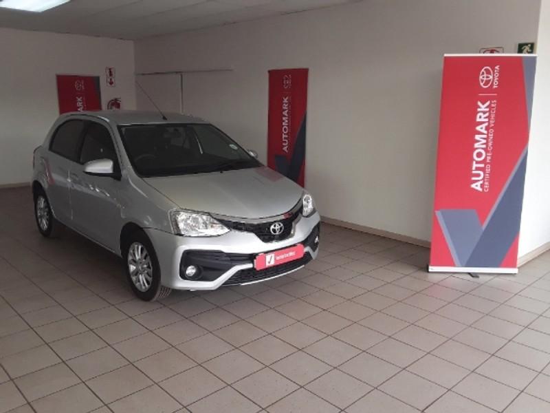 2019 Toyota Etios 1.5 Xs 5dr  Northern Cape Postmasburg_0