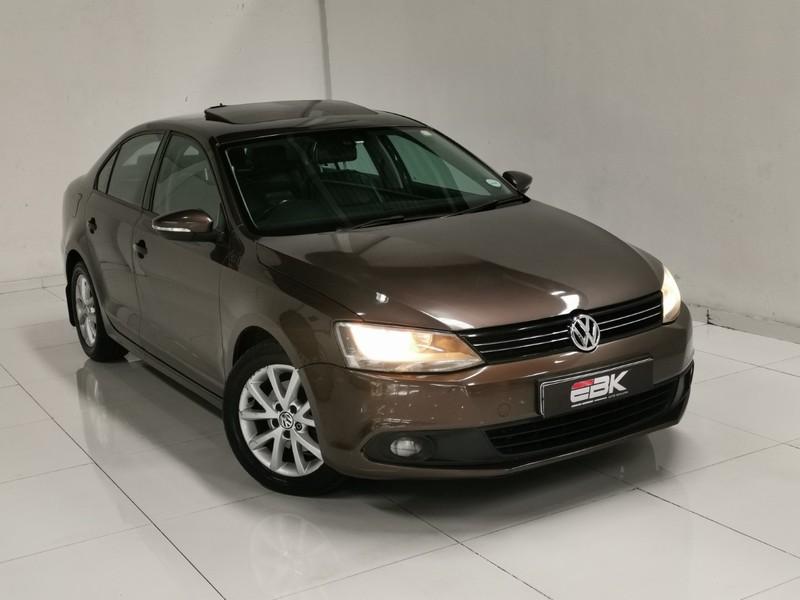 2012 Volkswagen Jetta Vi 1.4 Tsi Comfortline  Gauteng Johannesburg_0