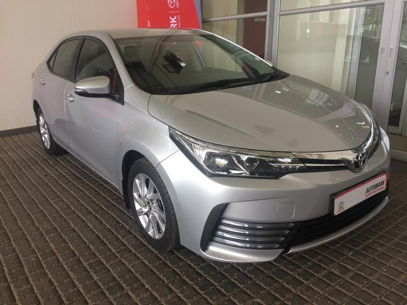 2019 Toyota Corolla 1.3 Prestige Gauteng Rosettenville_0