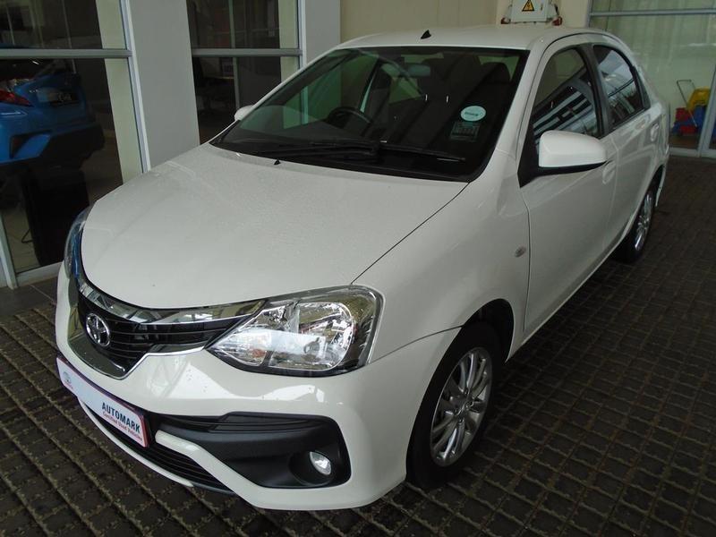 2019 Toyota Etios 1.5 Xs  Gauteng Rosettenville_0