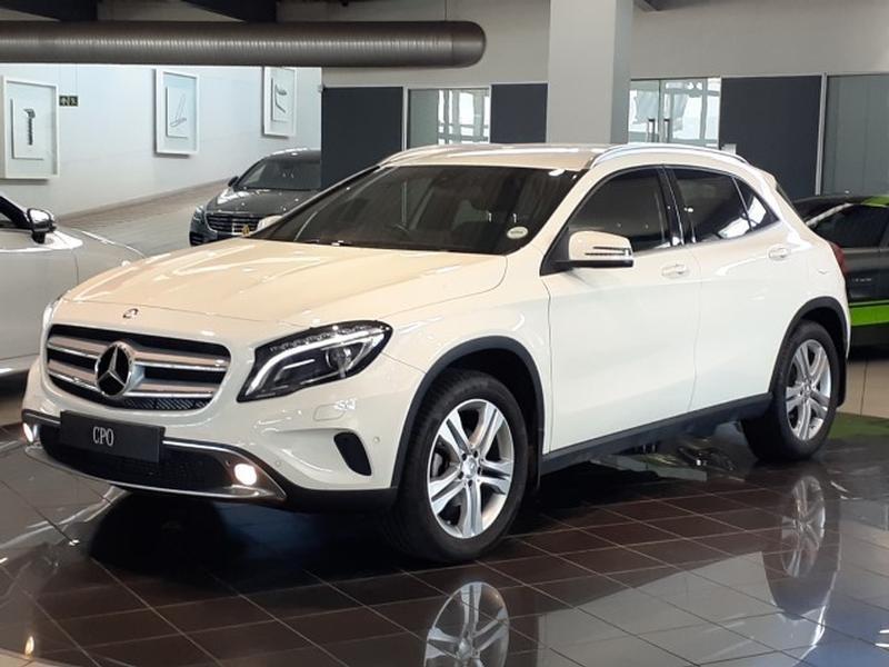 2015 Mercedes-Benz GLA-Class 220 CDI Auto Western Cape Cape Town_0