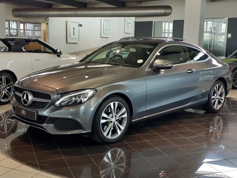 2016 Mercedes-Benz C-Class C200 Coupe Auto Western Cape Cape Town_0