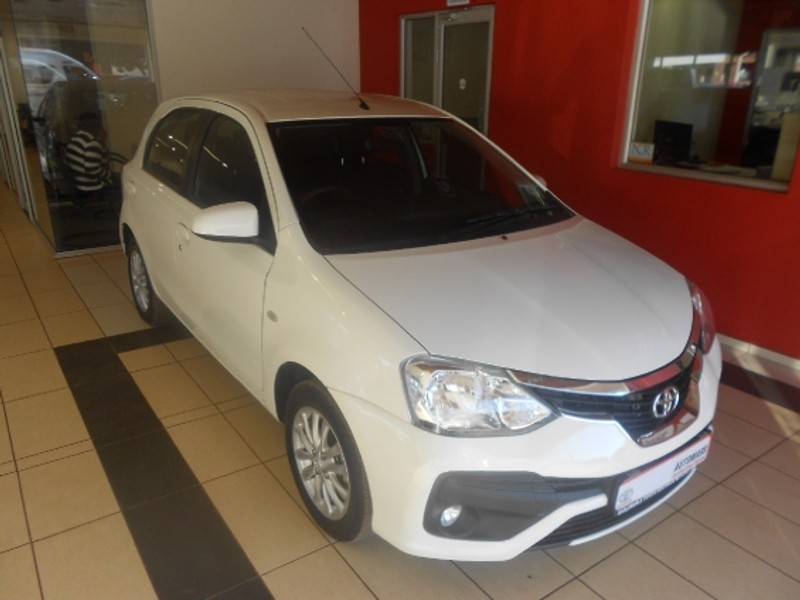 2019 Toyota Etios 1.5 Xs 5dr  Northern Cape Postmasburg_0