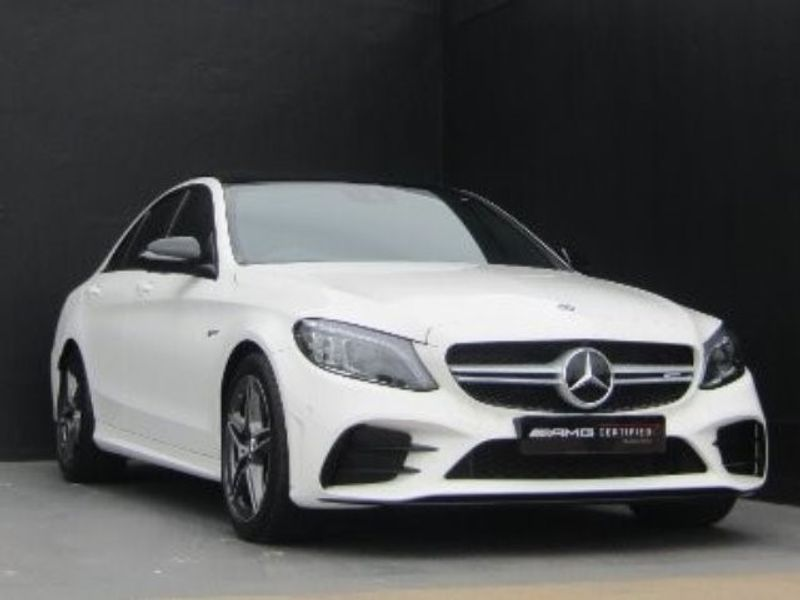 2019 Mercedes-Benz C-Class AMG C43 4MATIC Kwazulu Natal Durban_0