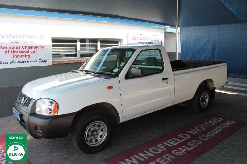 2014 Nissan NP300 Hardbody 2.5 TDI LWB SE ko5k28 Bakkie Single cab Western Cape Kuils River_0